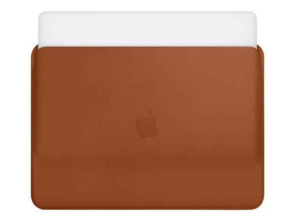 Sleeve cover Apple sadelbrun